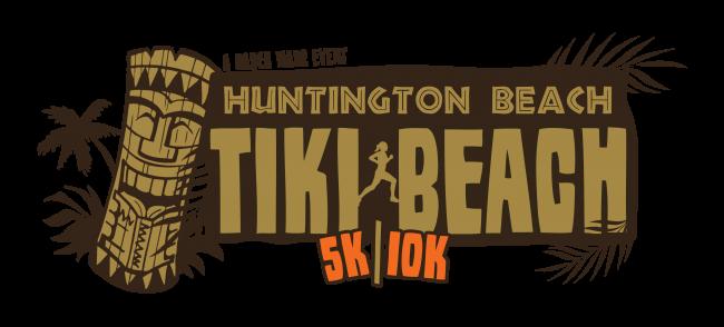 Tiki Beach Logo