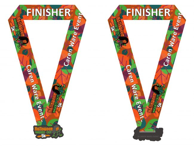 Finisher Medals!